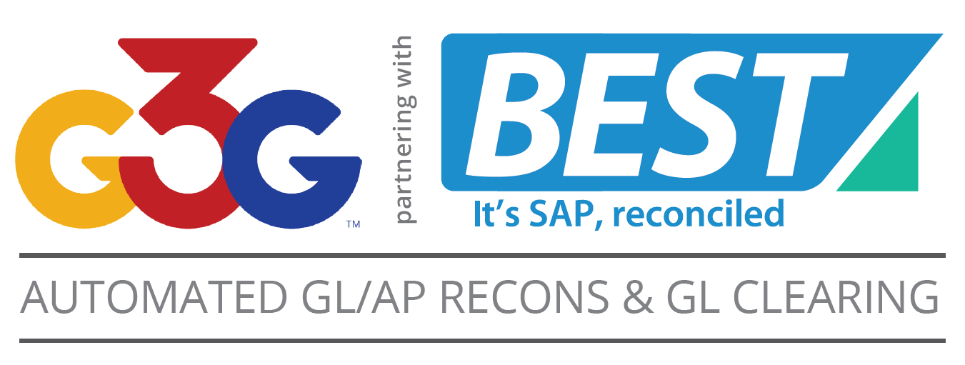 BEST & G3G: Automated Supplier & Balance Sheet Reconciliations in SAP